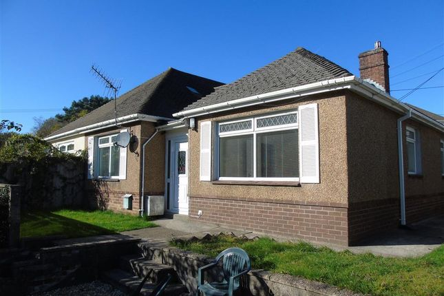 Thumbnail Bungalow to rent in St Annes Close, Newbridge, Newport