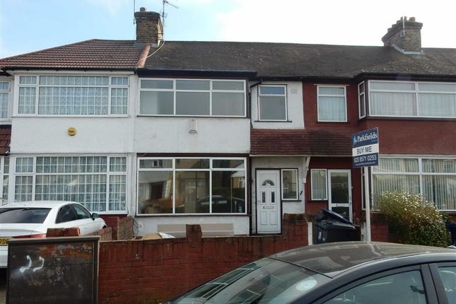 Thumbnail Terraced house for sale in Kingsbridge Crescent, Southall, Middlesex