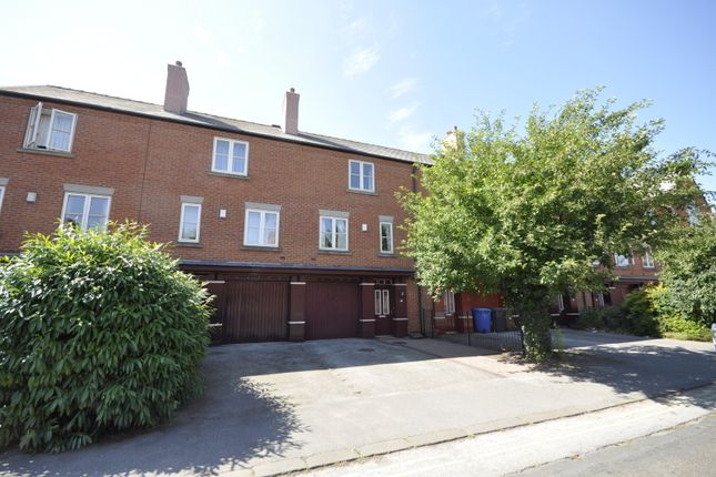 Thumbnail Town house to rent in Calvert Street, Derby