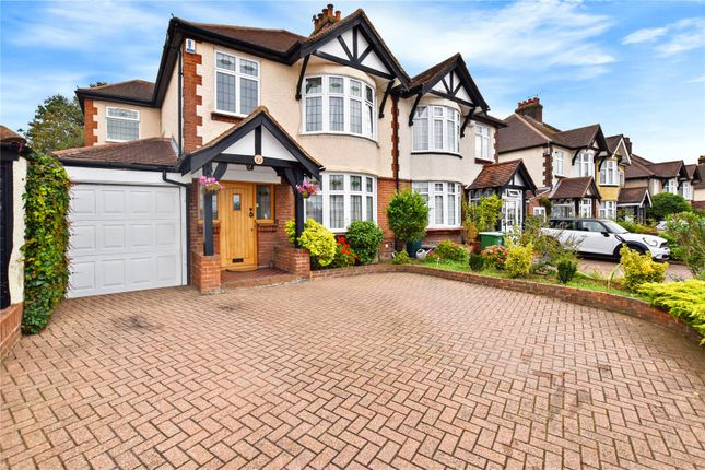 Thumbnail Semi-detached house for sale in Upton Road, Bexleyheath