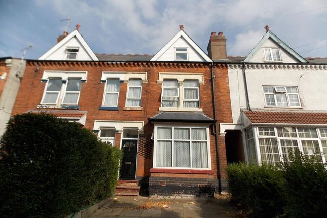 Thumbnail Terraced house to rent in Albert Road, Stechford, Birmingham