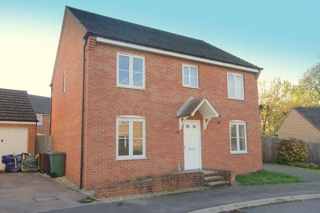 Thumbnail Detached house to rent in Desert Orchid Road, Prestbury, Cheltenham