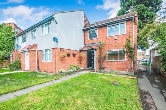 Thumbnail End terrace house to rent in Brambles Farm Drive, Hillingdon, Uxbridge