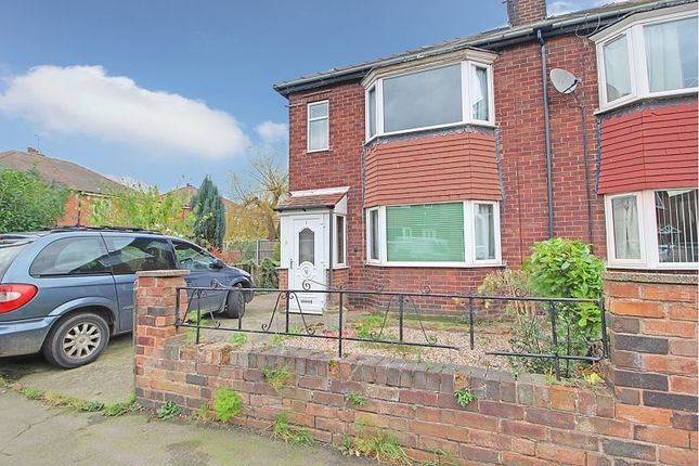 Semi-detached house for sale in Peel Avenue, Retford