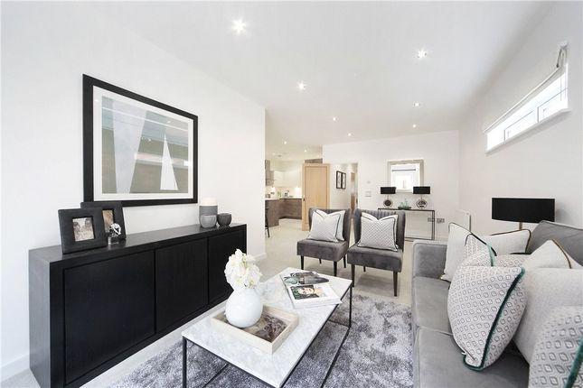 Thumbnail Mews house for sale in Cleary Court, Vicarage Crescent, London