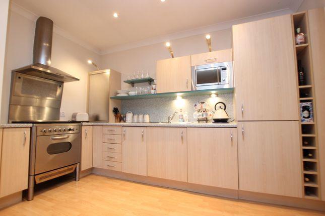 Kitchen of Century Quay, Vauxhall Street, Sutton Harbour, Plumouth, Devon PL4