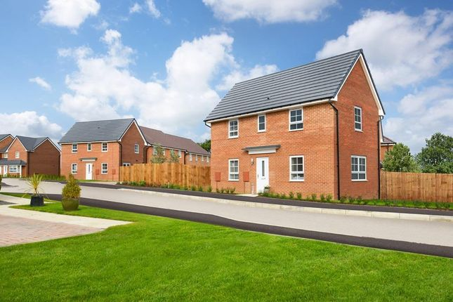 """Thumbnail Detached house for sale in """"Moresby"""" at Wheatley Hall Road, Doncaster"""