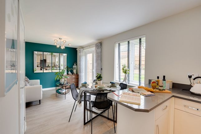 """Thumbnail Detached house for sale in """"The Corfe"""" at Hilltop, Oakwood, Derby"""