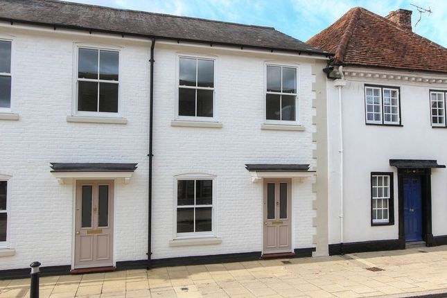 Thumbnail Property for sale in Latimer Street, Central Romsey, Hampshire