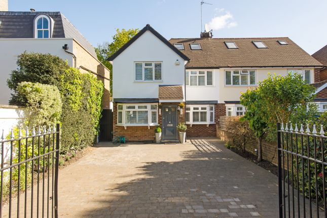 4 bed semi-detached house for sale in Coombe Lane, London