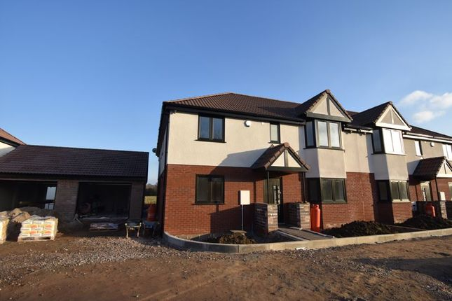 Thumbnail Semi-detached house for sale in Kingsway Park, Tower Lane, Warmley, Bristol