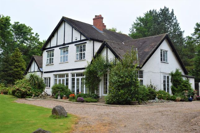 Thumbnail Detached house for sale in Barton Road, Wrawby, Brigg