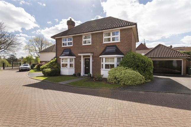 Thumbnail Detached house for sale in Marrabon Close, Sidcup, Kent
