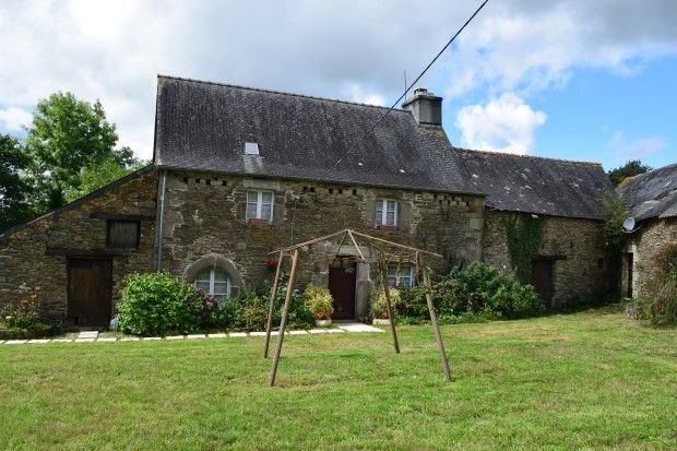 Thumbnail Detached house for sale in 29690 Plouyé, Finistère, Brittany, France
