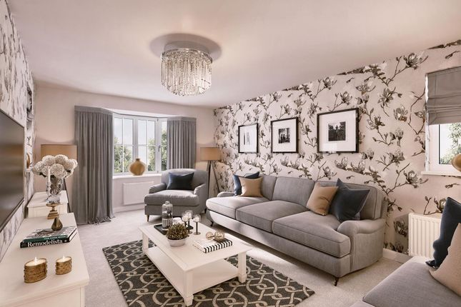 """Thumbnail Detached house for sale in """"Hale"""" at Birmingham Road, Bromsgrove"""