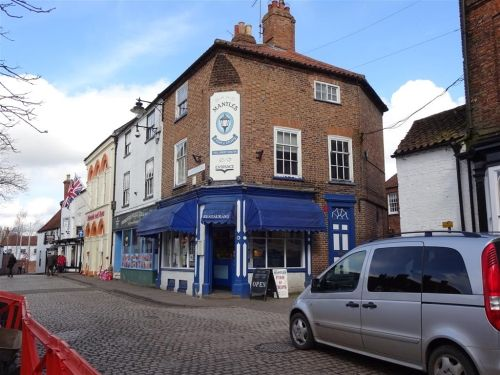 Thumbnail Flat for sale in Horncastle, Lincolnshire