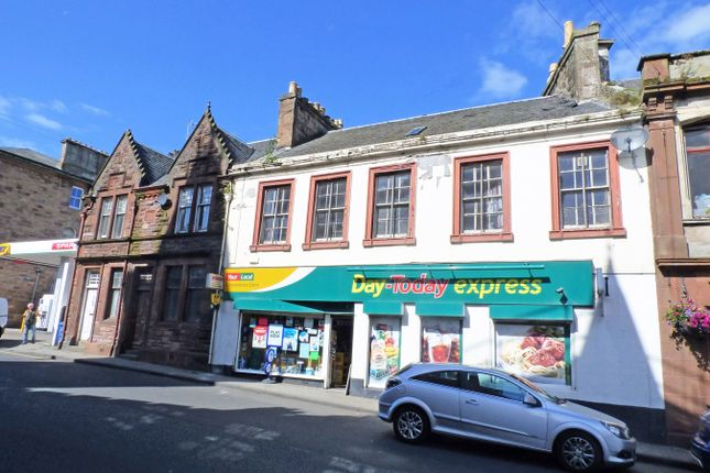 Thumbnail Commercial property for sale in High Street, Maybole