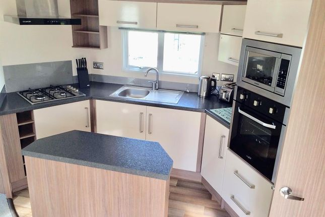 Kitchen of White Cross, Newquay TR8