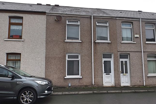 Thumbnail Terraced house to rent in Angel Street, Port Talbot, Neath Port Talbot.