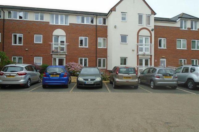 Thumbnail Flat for sale in Longden Coleham, Shrewsbury