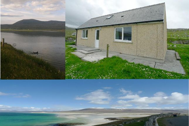 Thumbnail Bungalow for sale in 6A Seilebost, Isle Of Harris