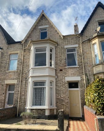Thumbnail Terraced house for sale in Kings Road, Canton, Cardiff