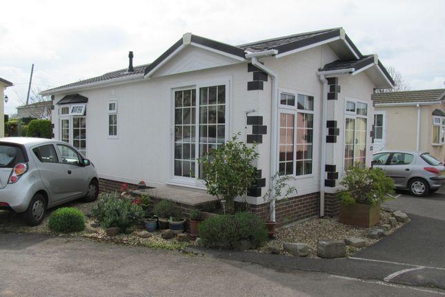 Mobile/park home for sale in Bridge Park (Ref 5560), Doniford, Somerset