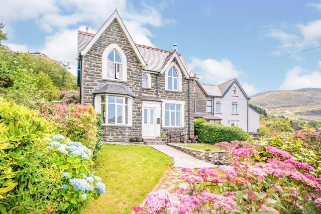 Thumbnail Detached house for sale in Summerhill, Blaenau Ffestiniog, Gwynedd