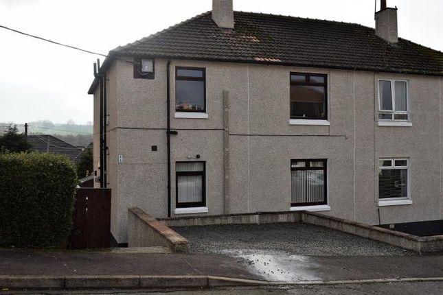 2 bed flat to rent in John Allan Drive, Cumnock KA18