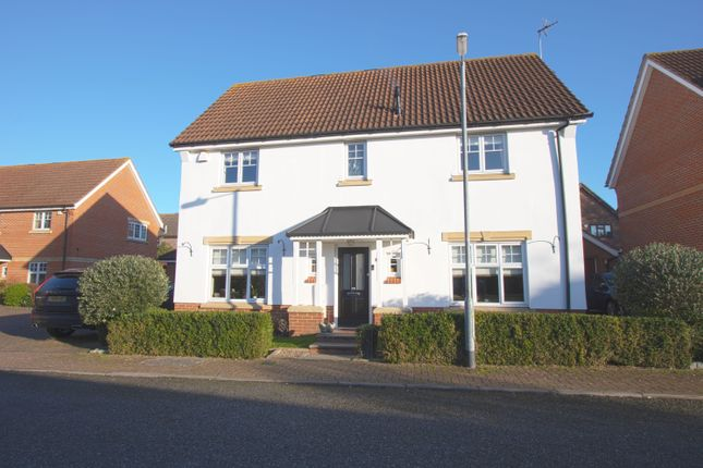 4 bed detached house for sale in Munster Court, Billericay, Essex CM12