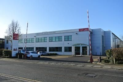 Thumbnail Light industrial to let in Affinity Point, Glebeland Road, Camberley, Surrey