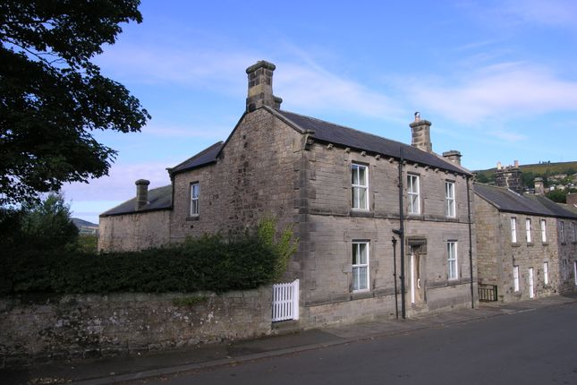 Thumbnail Detached house for sale in Church Street, Rothbury, Morpeth