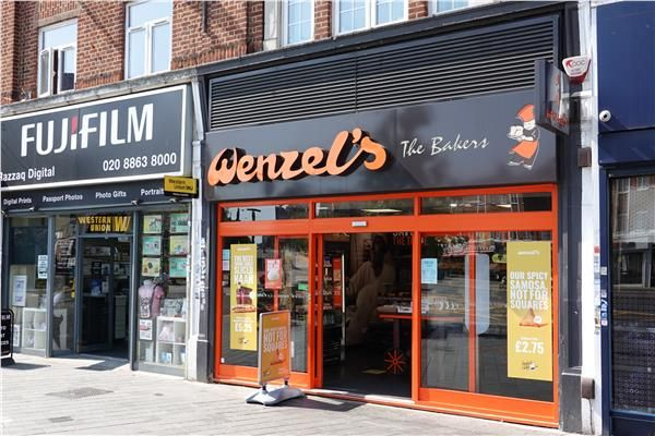 Retail premises to let in Station Road, Harrow, Greater London
