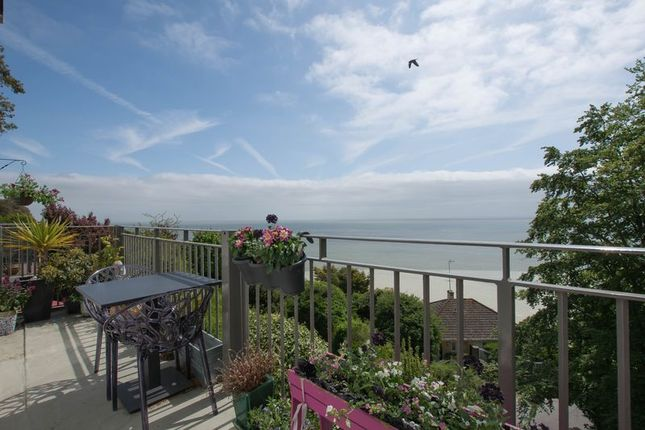 Thumbnail Flat for sale in Hotel Road, St. Margarets Bay, Dover