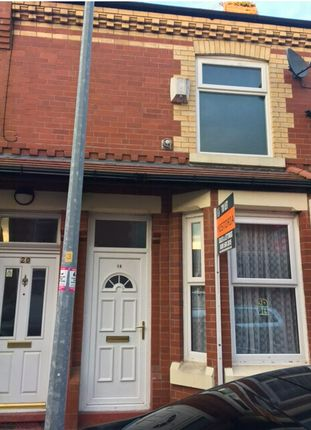 Thumbnail Shared accommodation to rent in Welford Street, Salford
