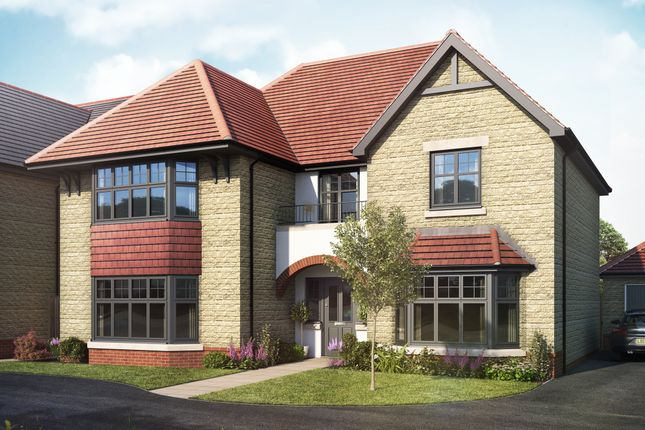 """Thumbnail Detached house for sale in """"The Westcott"""" at Lady Lane, Blunsdon, Swindon"""