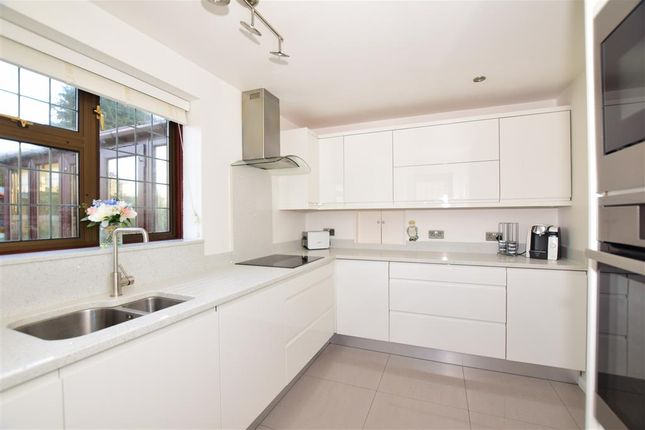 Thumbnail Detached house for sale in Wheatfield, Leybourne, West Malling, Kent