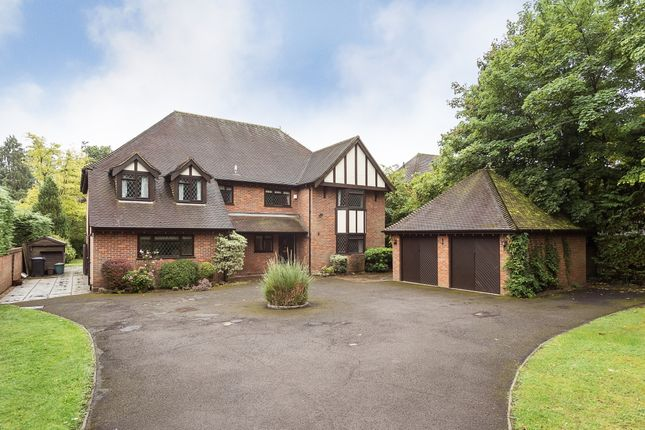 Thumbnail Detached house to rent in Windsor Road, Gerrards Cross