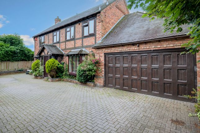 Thumbnail Detached house for sale in Station Approach, Four Oaks, Sutton Coldfield