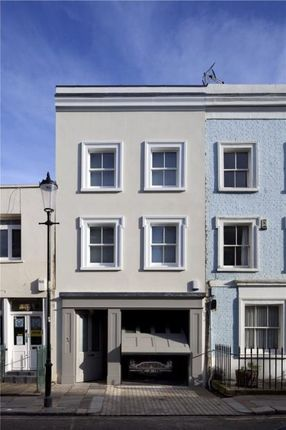 Thumbnail Terraced house for sale in Hillgate Street, Notting Hill
