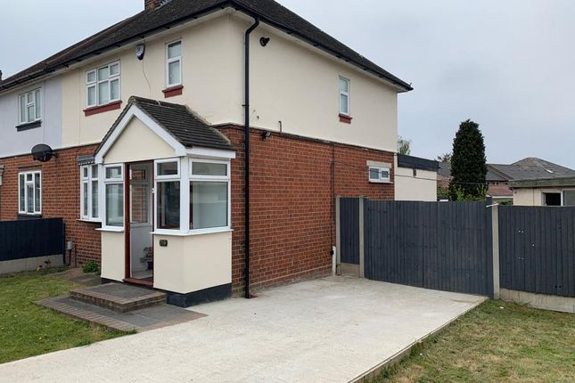 Thumbnail End terrace house to rent in Rainham Road North, Dagenham