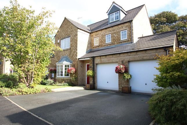 Thumbnail Detached house for sale in Rowan Way, Northowram, Halifax