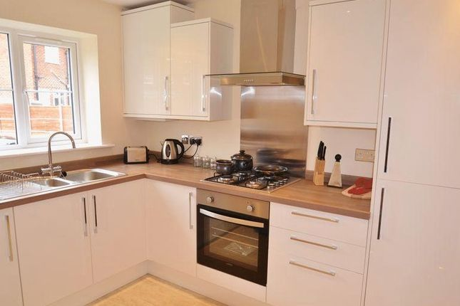 Thumbnail Semi-detached house for sale in Clifton Court, Blackpool