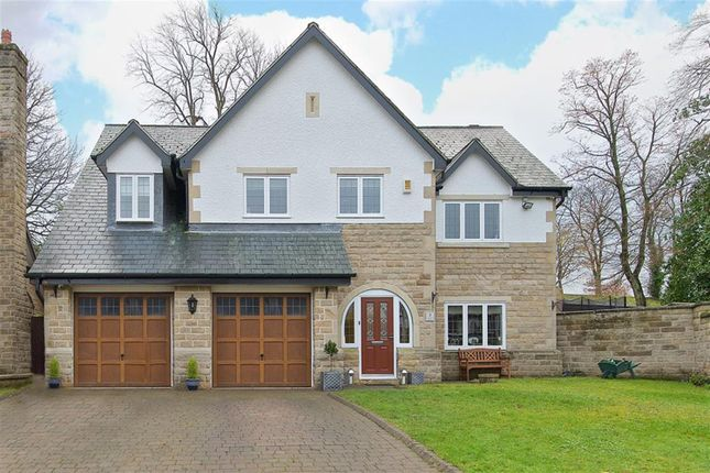 Thumbnail Detached house for sale in Crofton House, Whiddon Croft, Menston, Ilkley