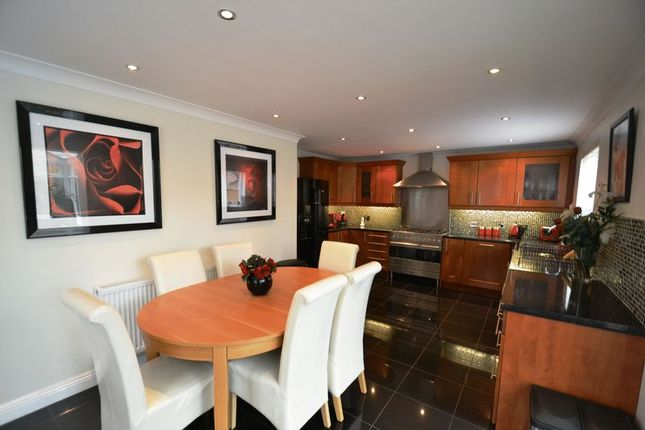 Thumbnail Detached house for sale in Bolbury Crescent, Agecroft Hall, Swinton, Manchester