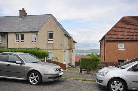 Front Elevation of 46 Mount Vernon Road, Stranraer DG9