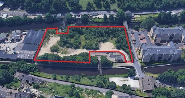 Thumbnail Land for sale in Former Gas Works Site, Gas Works Road, Sowerby Bridge