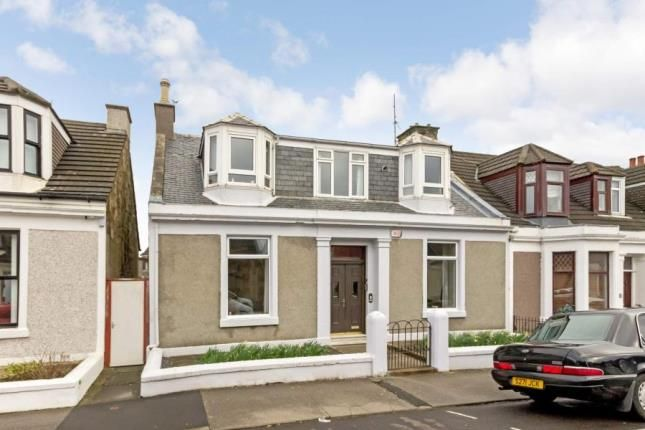 Thumbnail End terrace house for sale in Eglinton Street, Saltcoats, North Ayrshire