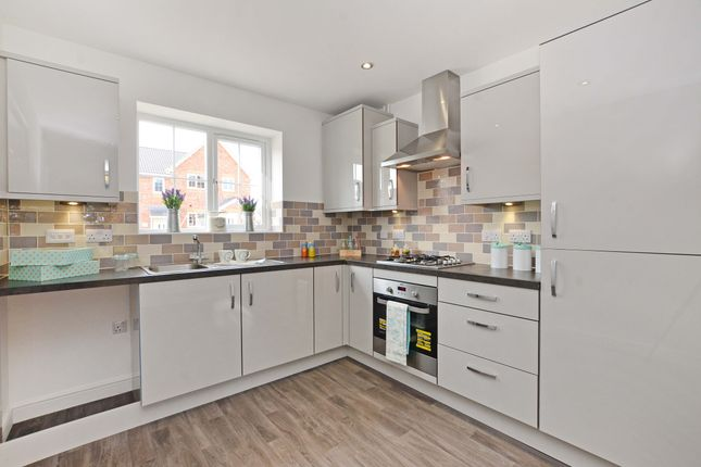 Thumbnail Semi-detached house for sale in Old Mansfield Road, Aston