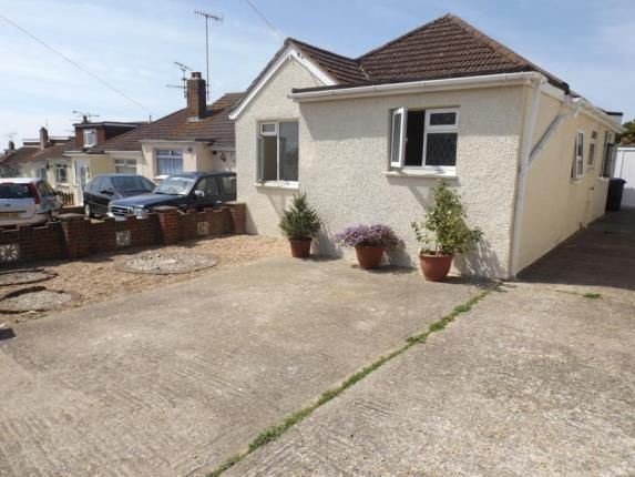 Thumbnail Bungalow for sale in Sedbury Road, Sompting, Lancing, West Sussex